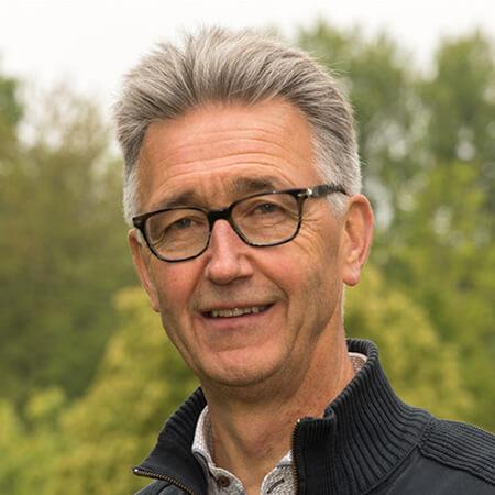 De heer H.J. Weggen